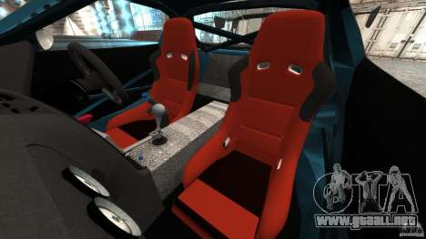 Mazda RX-7 RE-Amemiya v2 para GTA 4 vista interior