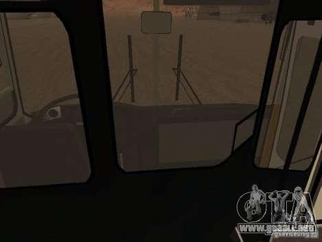 IKARUS 280.46 para visión interna GTA San Andreas