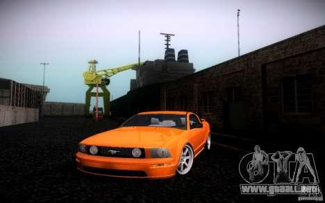 SA Illusion-S V1.0 Single Edition para GTA San Andreas segunda pantalla