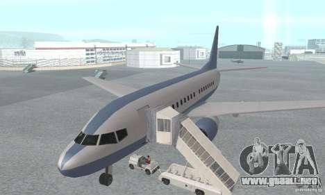 Airport Vehicle para GTA San Andreas