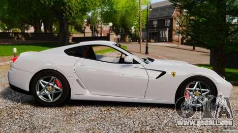 Ferrari 599 GTB Fiorano 2006 para GTA 4 left