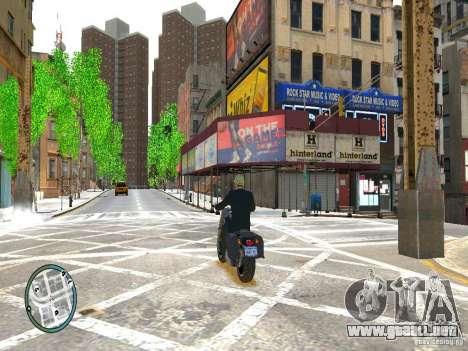 iCEnhancer 1.2 para GTA 4 sexto de pantalla