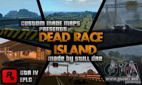 Dead Race Island para GTA 4