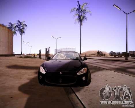 ENBseries by slavheg v2 para GTA San Andreas séptima pantalla