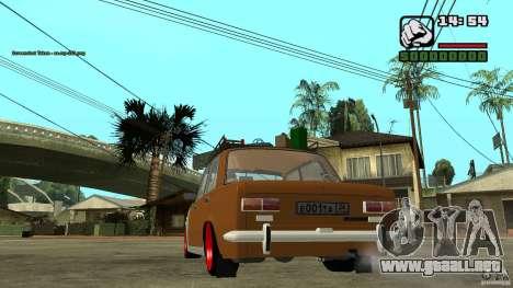 Lada 2101 OnlyDropped para la visión correcta GTA San Andreas