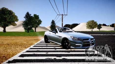 Mercedes-Benz SLK 2012 para GTA 4