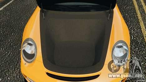 Porsche 911 GT2 RS 2012 v1.0 para GTA 4 vista desde abajo