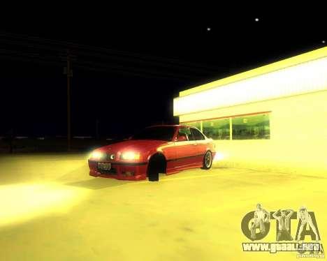 BMW M3 E36 328i para GTA San Andreas