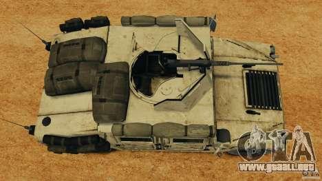 HMMWV M1114 v1.0 para GTA 4 visión correcta