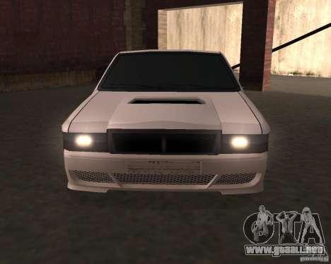 Taxi Cabriolet para GTA San Andreas