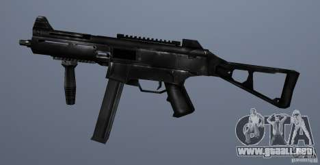 KM UMP45 Counter-Strike 1.5 para GTA San Andreas tercera pantalla