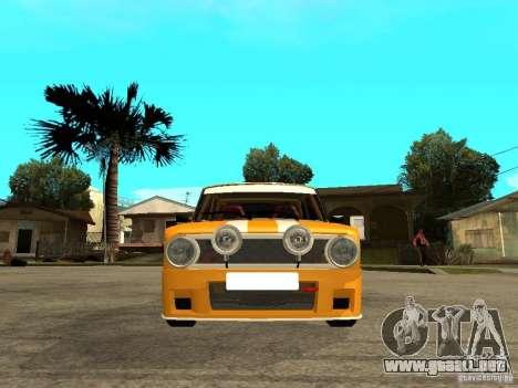 VAZ 2101 Globus para la visión correcta GTA San Andreas