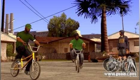 Guardar información de autorrecuperación para GTA San Andreas segunda pantalla
