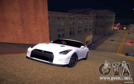 ENBSeries para más débiles PC v2.0 para GTA San Andreas sexta pantalla