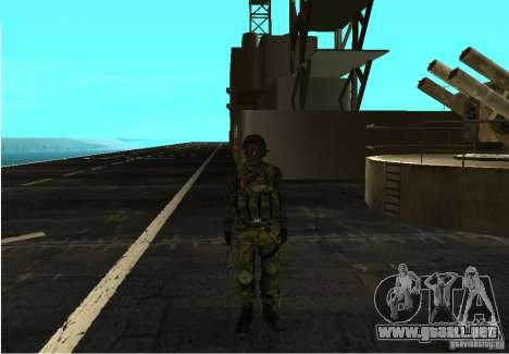 Piel de Battlefield 3 para GTA San Andreas