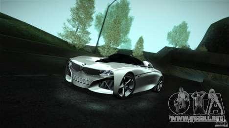 BMW Vision Connected Drive Concept para la visión correcta GTA San Andreas