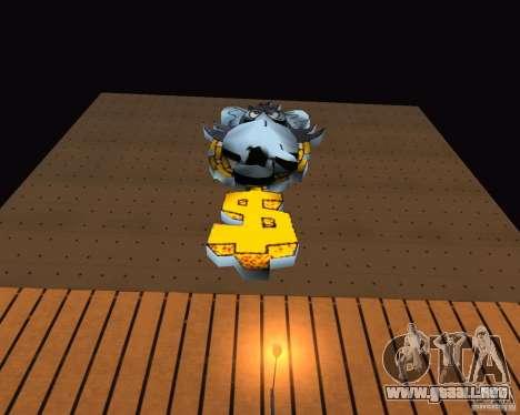 Real New Vegas v1 para GTA San Andreas octavo de pantalla