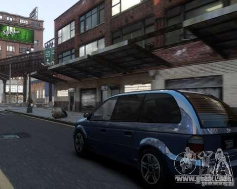 Reality IV ENB Beta WIP 1.0 para GTA 4 décima de pantalla