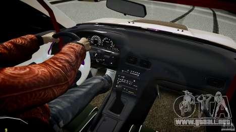Nissan Sileighty para GTA 4 interior