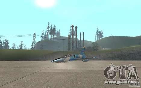 L-39 Albatross para GTA San Andreas left
