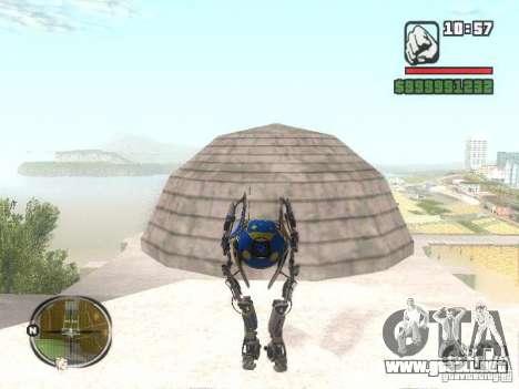 Robot de Portal 2 # 3 para GTA San Andreas