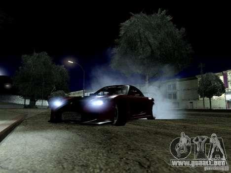 LibertySun Graphics For LowPC para GTA San Andreas tercera pantalla