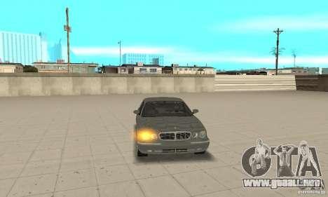 Luces de esquina universal para GTA San Andreas