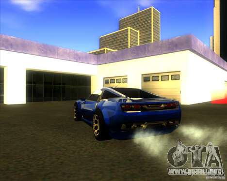 Exage para GTA San Andreas left
