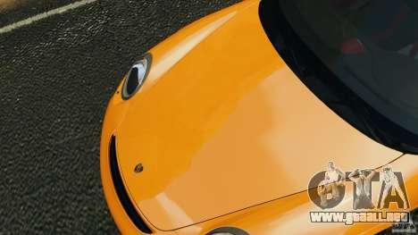 Porsche 911 GT2 RS 2012 v1.0 para GTA motor 4