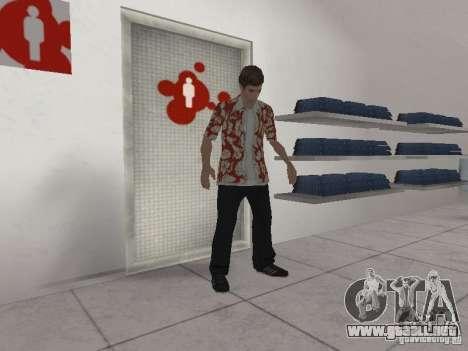 Tony Montana para GTA San Andreas tercera pantalla