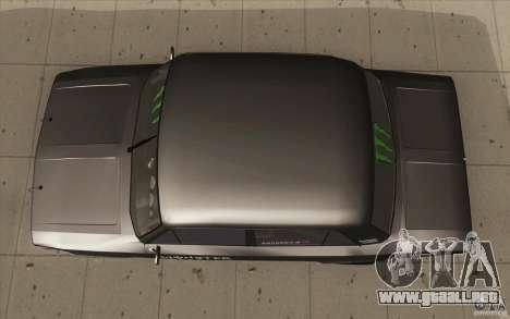 2106 VAZ Lada deriva sintonizado para la visión correcta GTA San Andreas