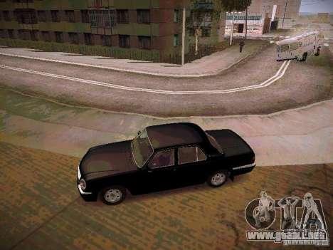 GAZ 31105 Volga S60 para GTA San Andreas left