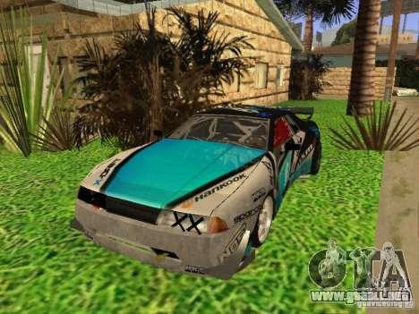 Elegy Drift Korch v2.1 para visión interna GTA San Andreas