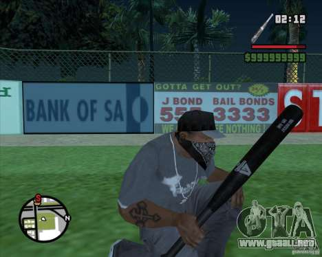 Bat HD para GTA San Andreas
