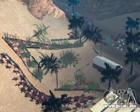 Modern Bone Country para GTA San Andreas sexta pantalla