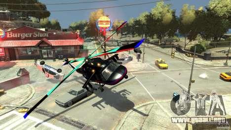 Wafflecat17s Annihilator para GTA 4 left