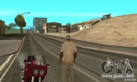 Limpiador para GTA San Andreas segunda pantalla