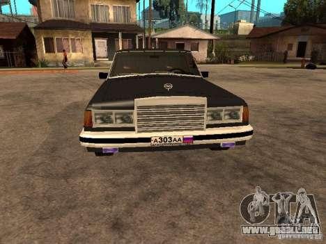 ZIL 41047 para GTA San Andreas left