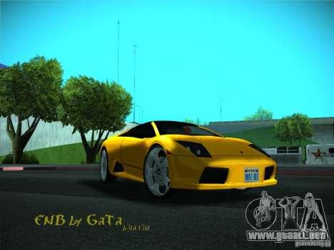 ENBSeries by GaTa para GTA San Andreas