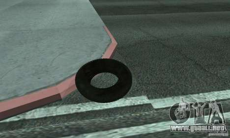Neumáticos para GTA San Andreas