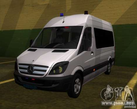 Mercedes-Benz Sprinter 311CDi para GTA San Andreas