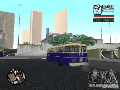Ikarus 630 para la visión correcta GTA San Andreas