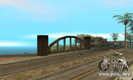 Grove Street 2013 v1 para GTA San Andreas novena de pantalla