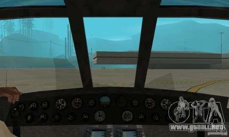 Annihilator para la visión correcta GTA San Andreas