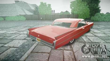 Cadillac De Ville v2 para GTA 4 vista lateral