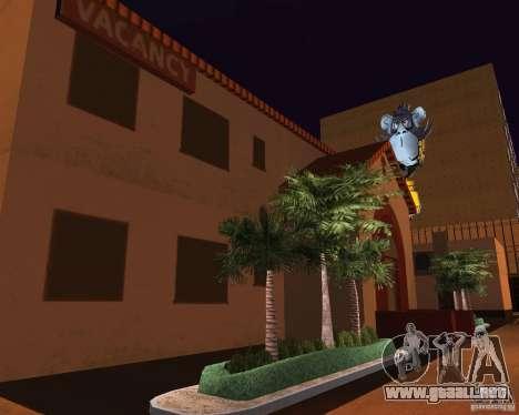 Real New Vegas v1 para GTA San Andreas décimo de pantalla