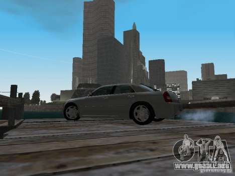 Chrysler 300C HEMI 5.7 2009 para visión interna GTA San Andreas