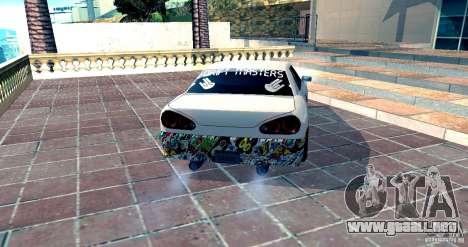 Elegy Drift Masters v0.2 para GTA San Andreas left