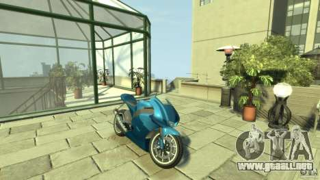 Yamaha YZR M1 Street Version para GTA 4
