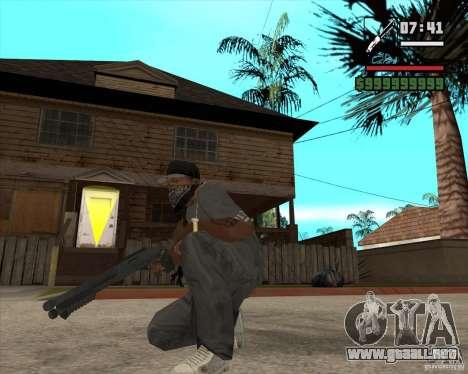 Drobaš para GTA San Andreas segunda pantalla